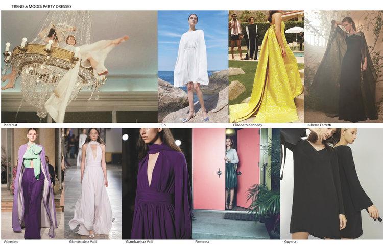 Womenswear Projects -