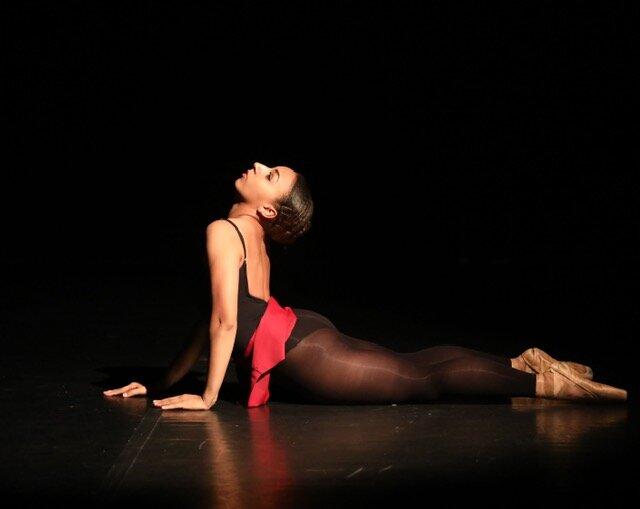 VISIONS  Contemporary Ballet, Alexandria Amstutz dancer___________________________________ Mikhail Torich photographer