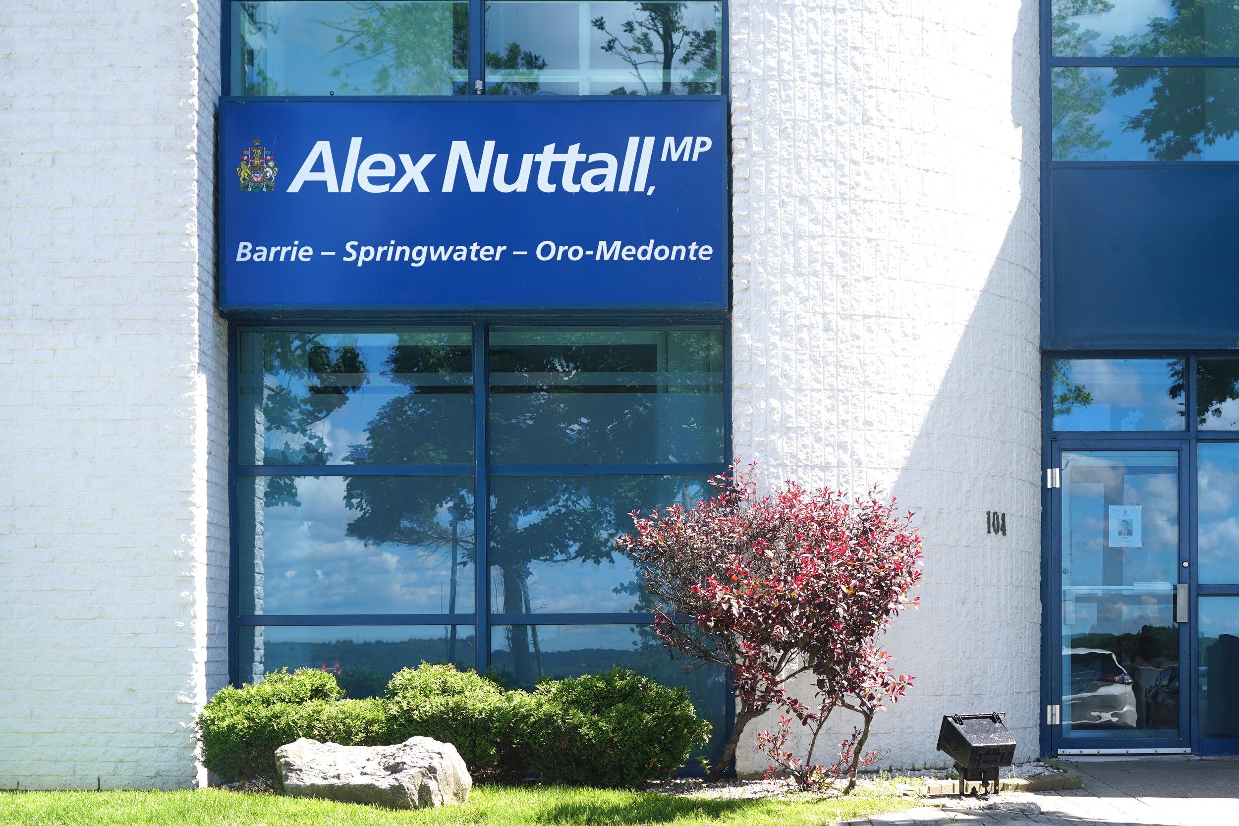Contact Alex -