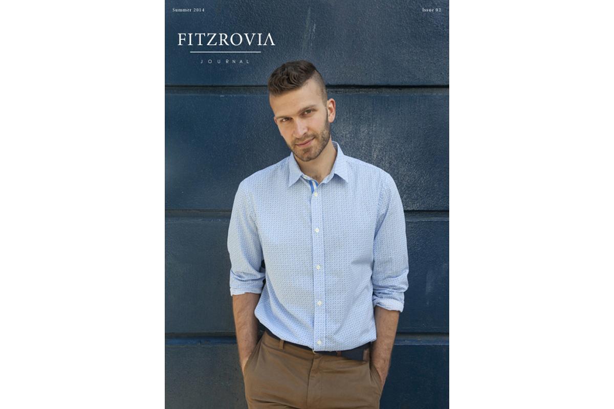 Fitzrovia Journal: Ezra Axelrod / Singer & Song Writer
