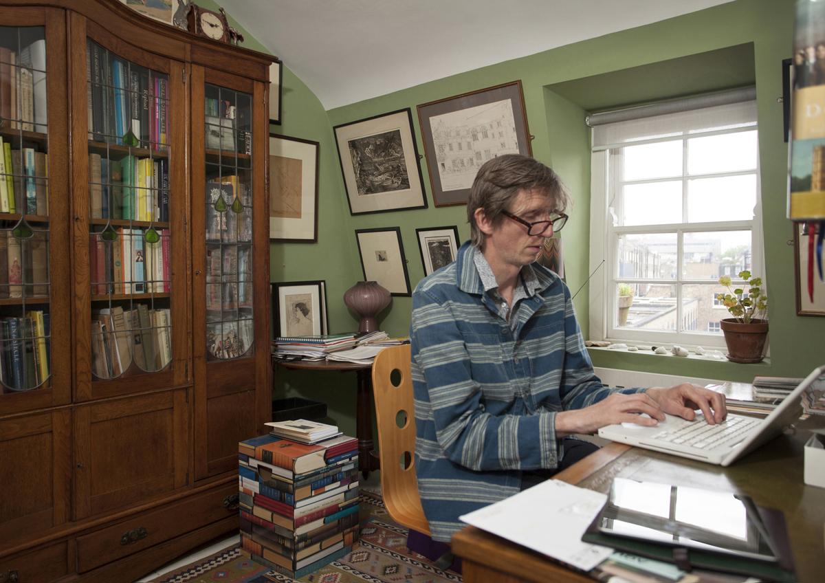 Fitzrovia Journal: Matthew Sturgis / Writer