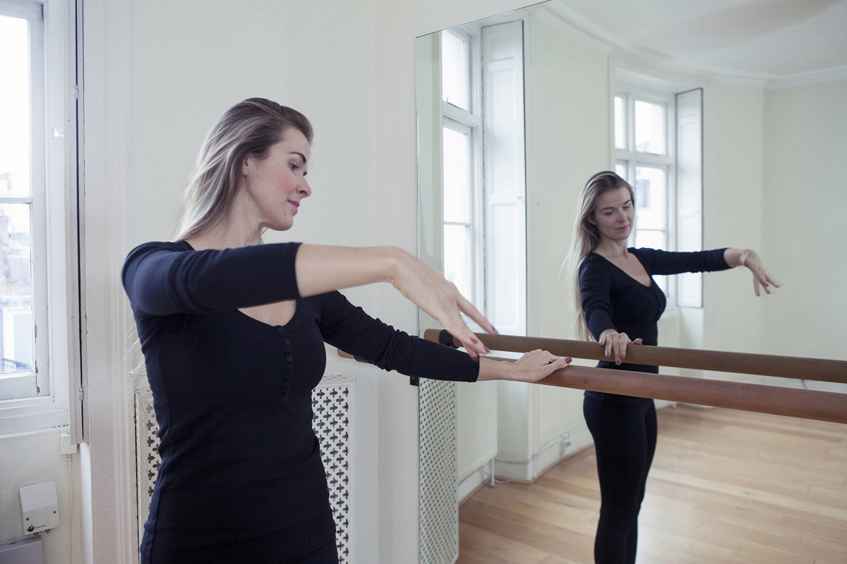 Fitzrovia Journal: Lina Petraityte / Egoist Body
