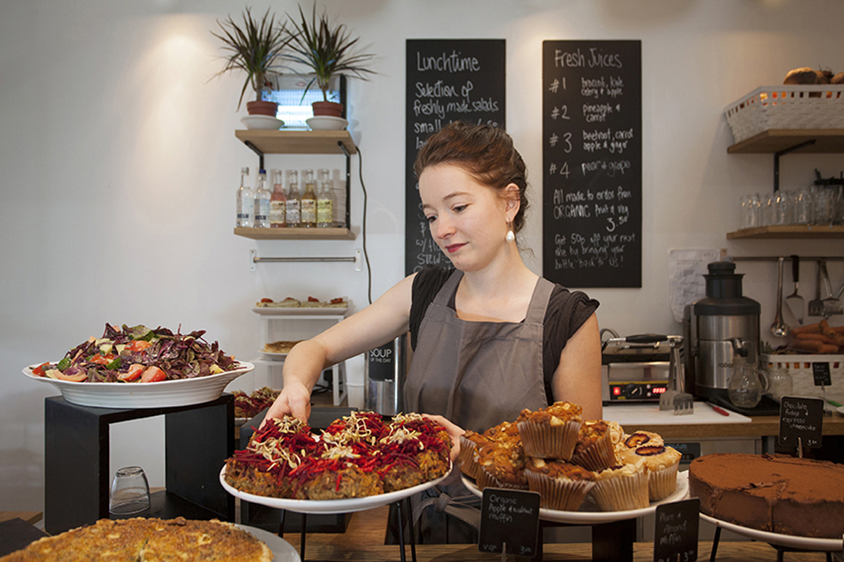 Fitzrovia Journal: KIN - Coffee Shop