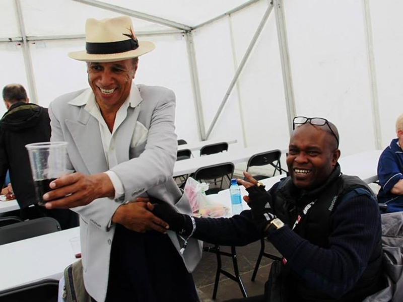 Ayo (Mapfest.Org) and Kid Creole at the LIMF