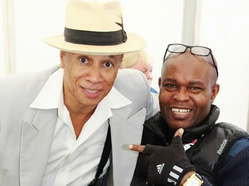 Kid Creole & Ayo (Mapfest.Org) @ the LIMF
