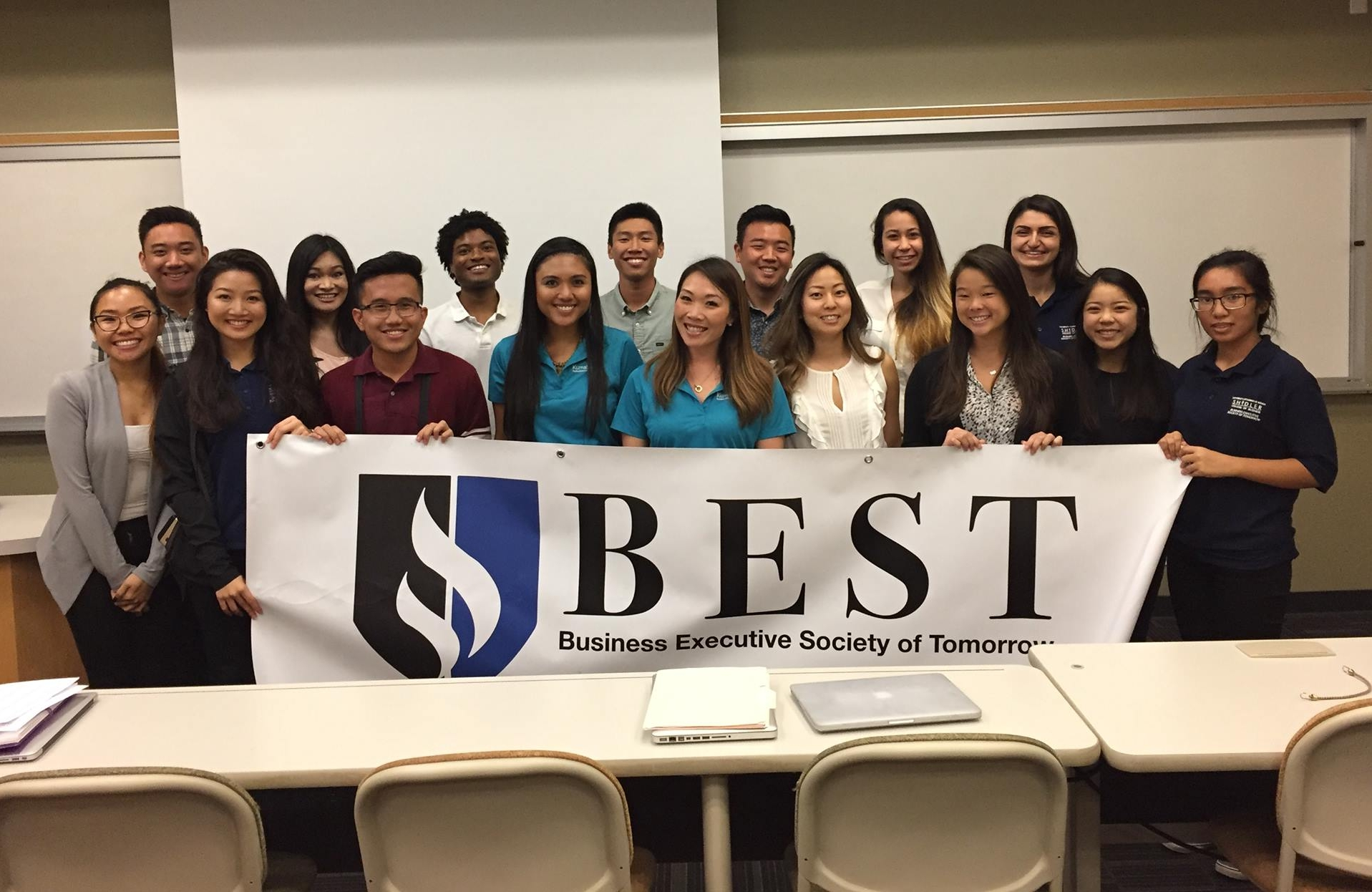 UH's Business Executive Society of Tomorrow