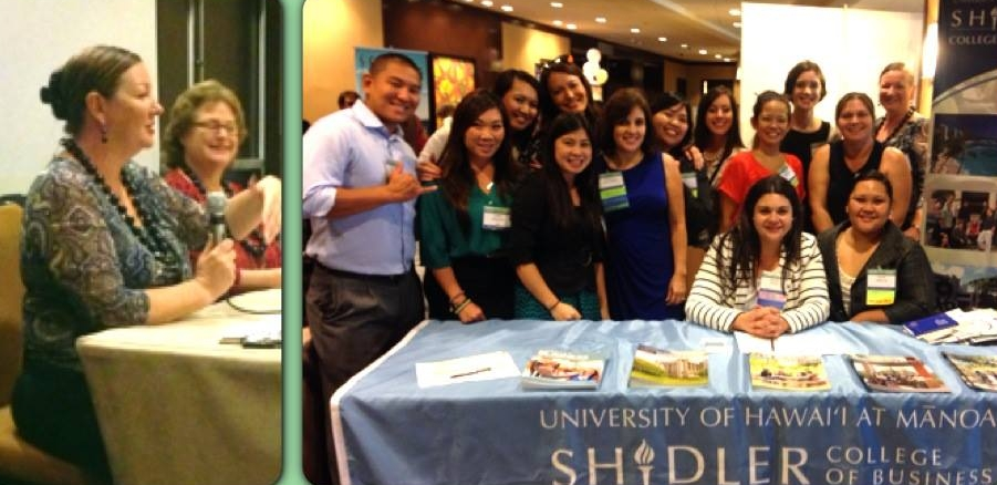 UH Shidler College of Business  Annual Conference