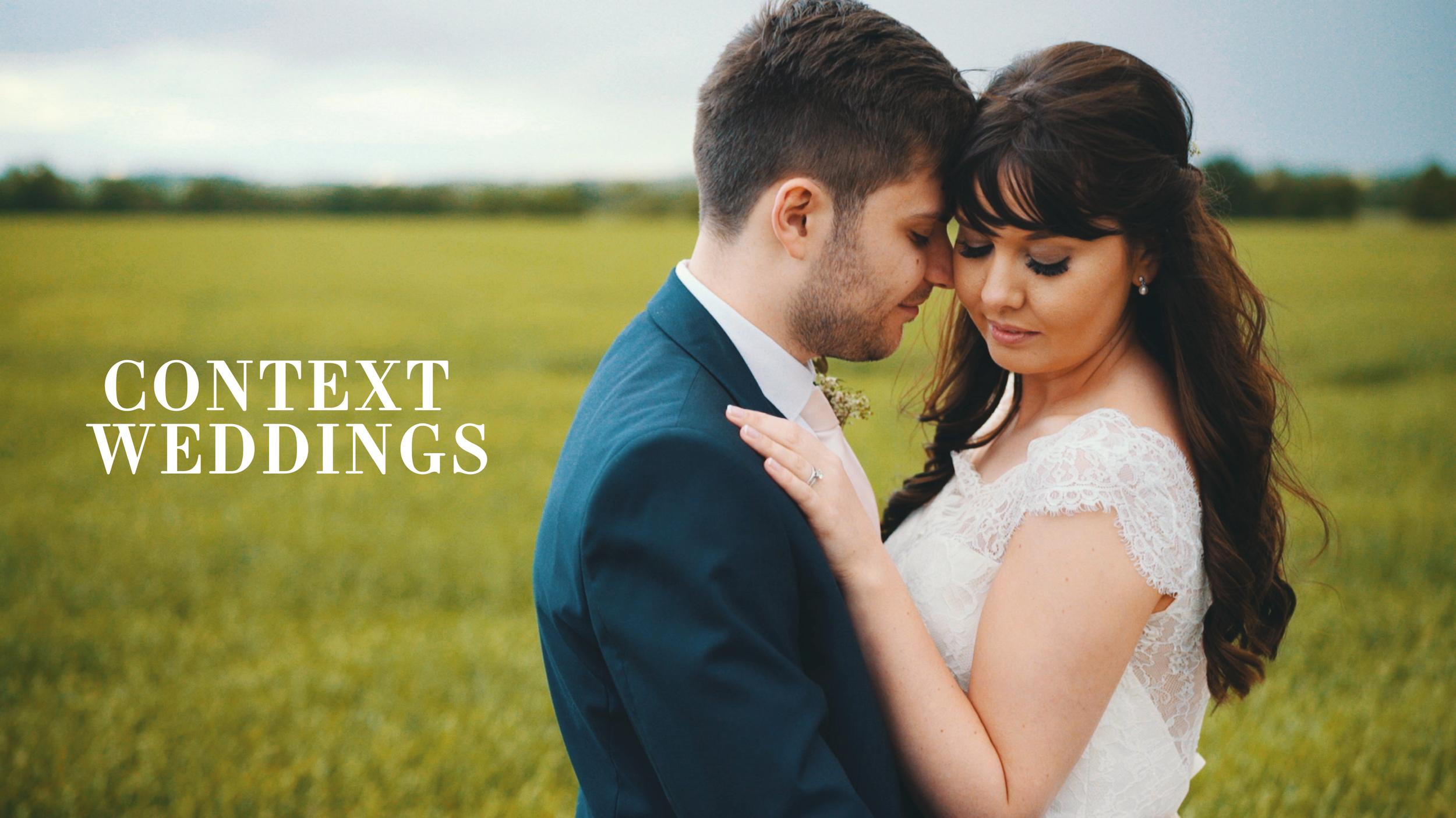 Wedding Brochure - Page 1