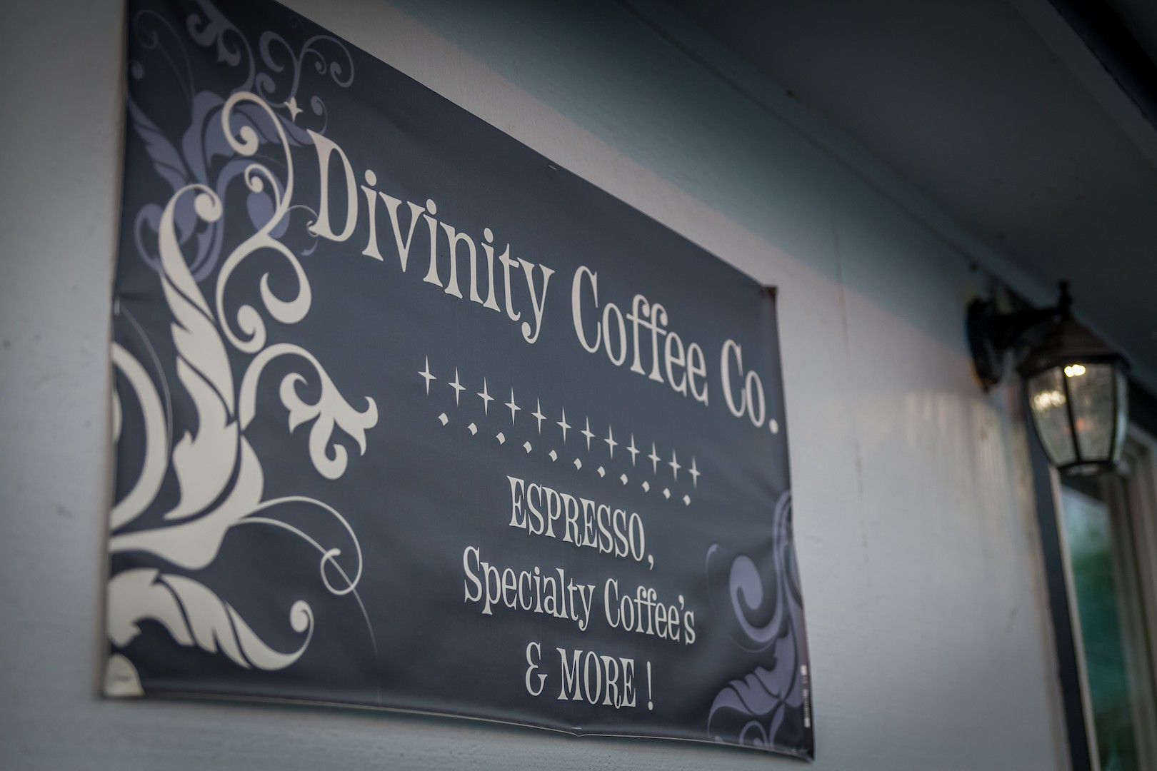 DIVINITY COFFEE CO.