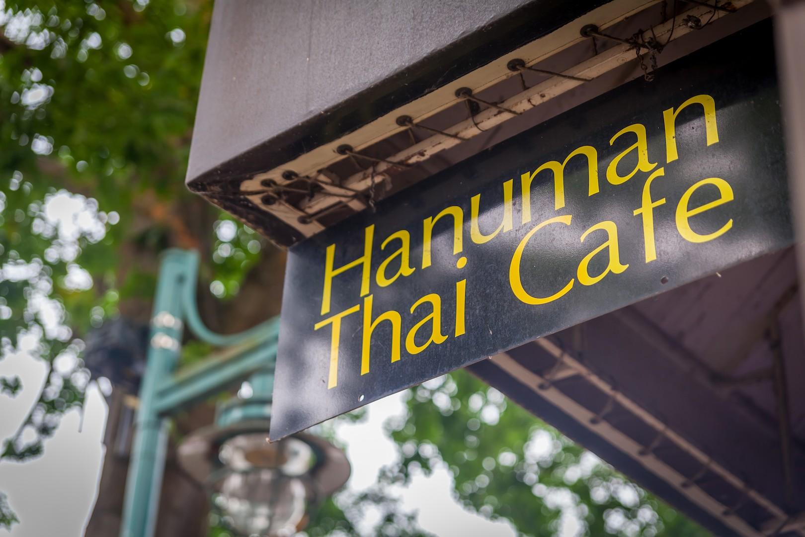 HANUMAN THAI CAFE