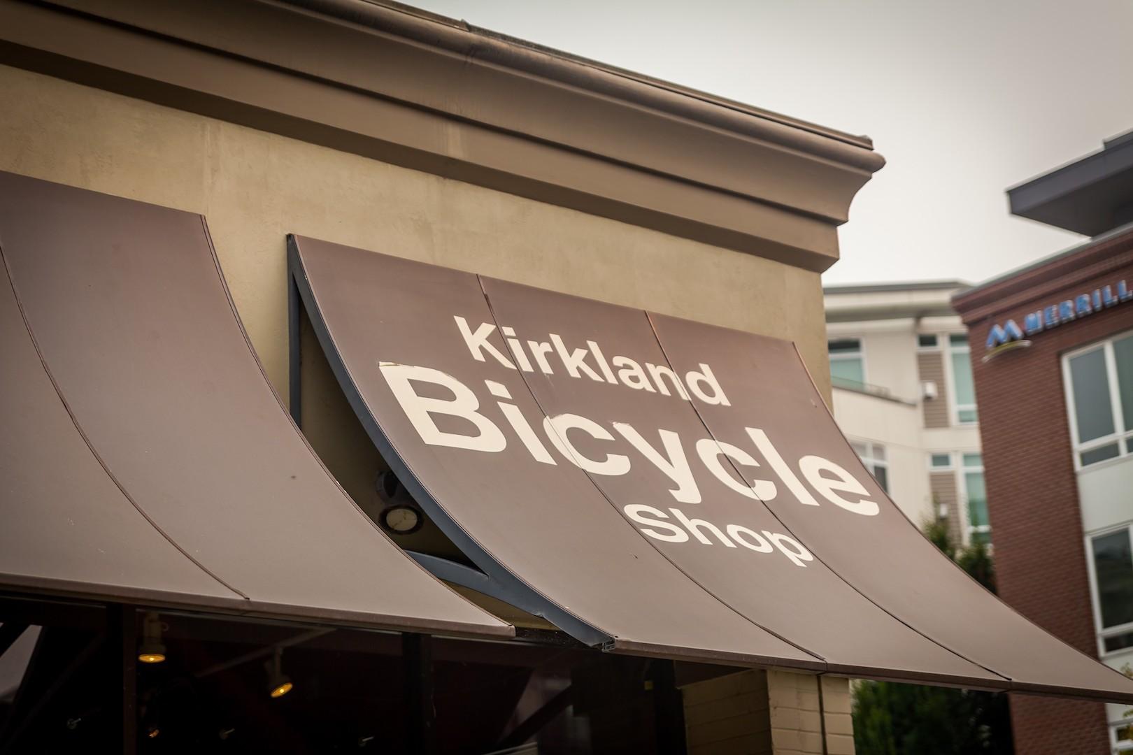 KIRKLAND BICYCLE SHOP