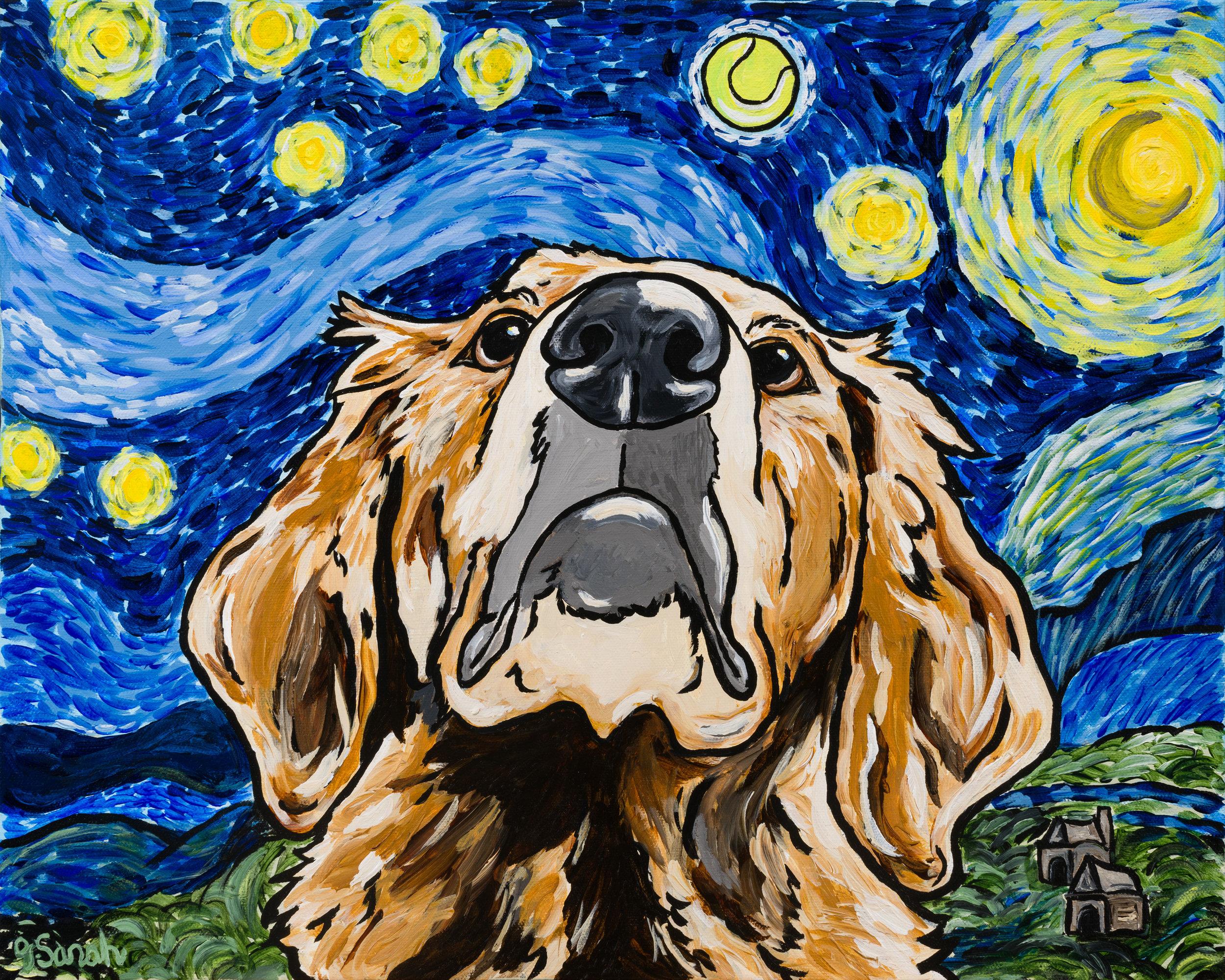 Starry Dog Night