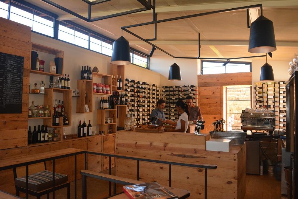 Wine Bar Flora Farms