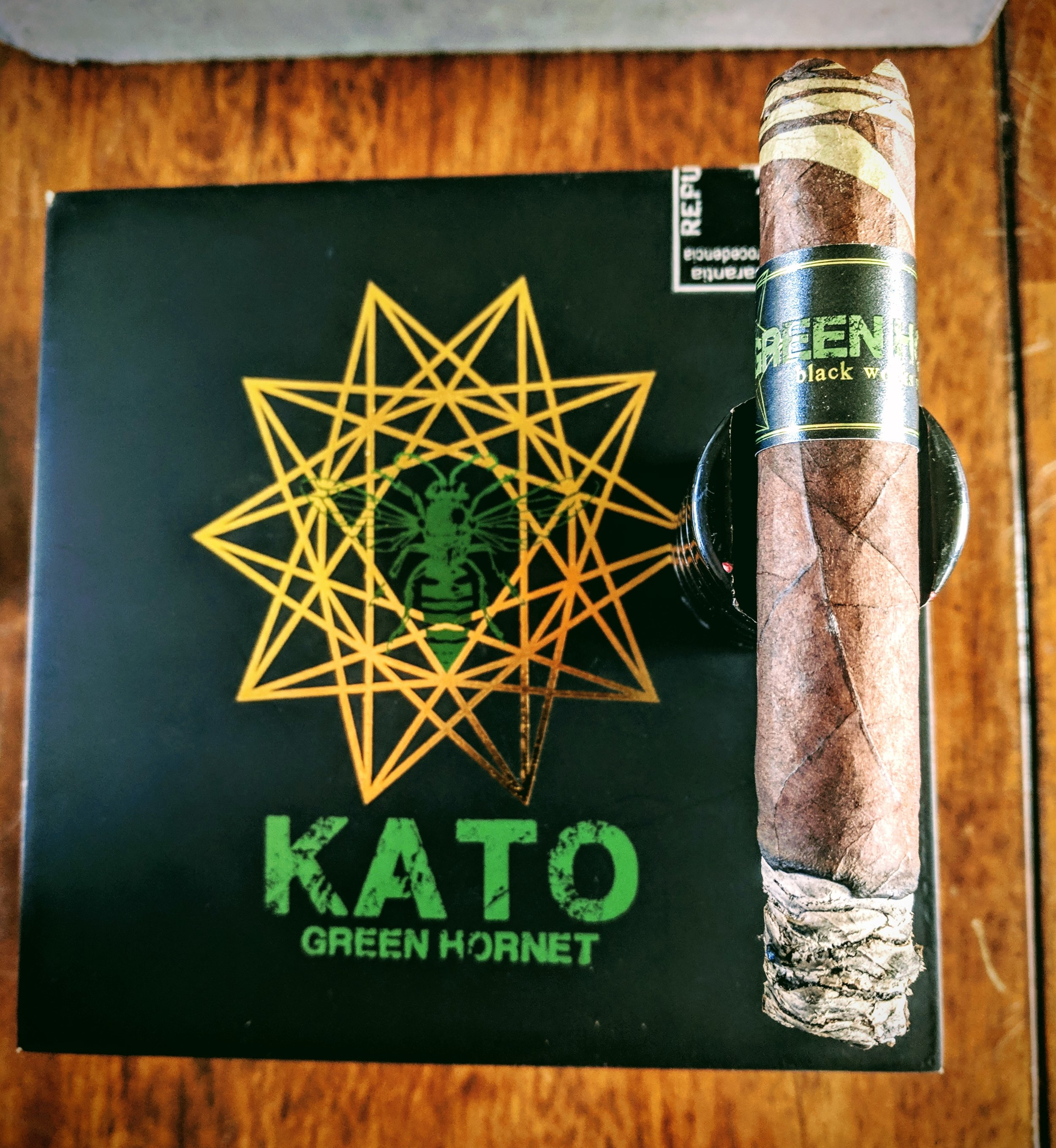 KATO KILLED IT. - Rating: 9.7 / 10.0It's no wonder that once these hit people's lips, BLTC was overwhelmed by mobs of cigar smokers demanding more beyond event availability. They listened and delivered!For around $9 these are easily one of the best bangs you'll ever get for your buck. If full-bodied, complex cigars are your thing, you owe it to yourself to track some Katos down and load up. They are a phenomenal cigar with flavors out the wazoo and IMPECCABLE construction. Even more amazing is that these characteristics are all wrapped up in one of the most beautiful cigars you will ever lay eyes on.