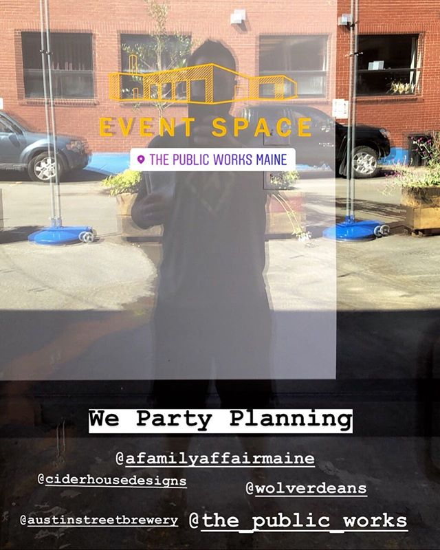 We planning a party for 8/14 and would suggest you plan accordingly!!! . . More info to Come! #noblebarbecue #popup #portland #portlandfood #portlandmaine #summertime #markitdown #maineevent #popupdinner