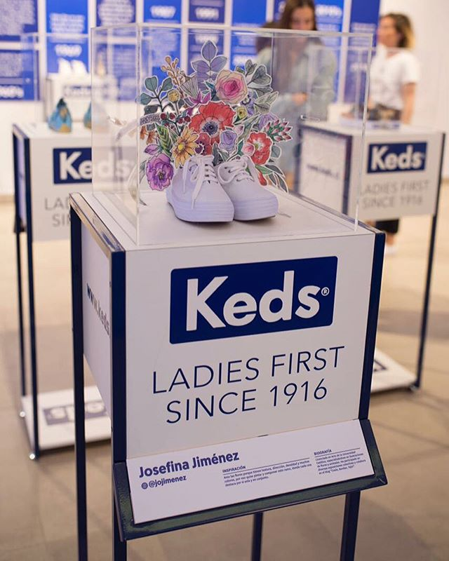 Keds #industrialdesign #objectdesign #branding #keds