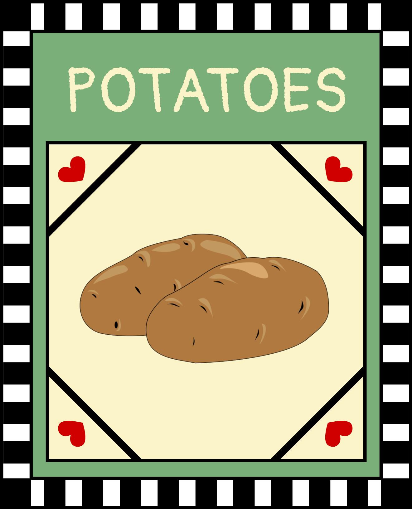 Potatoes / Sweet Potatoes