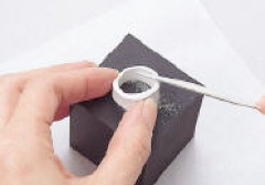 3. Refining - File and sand to remove any blemishes and carve decoration