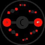二酸化炭素   二酸化チタン処理された表面とUVライトの光触媒反応により、二酸化炭素(蚊が非常に好む)が有機物から生成されます。