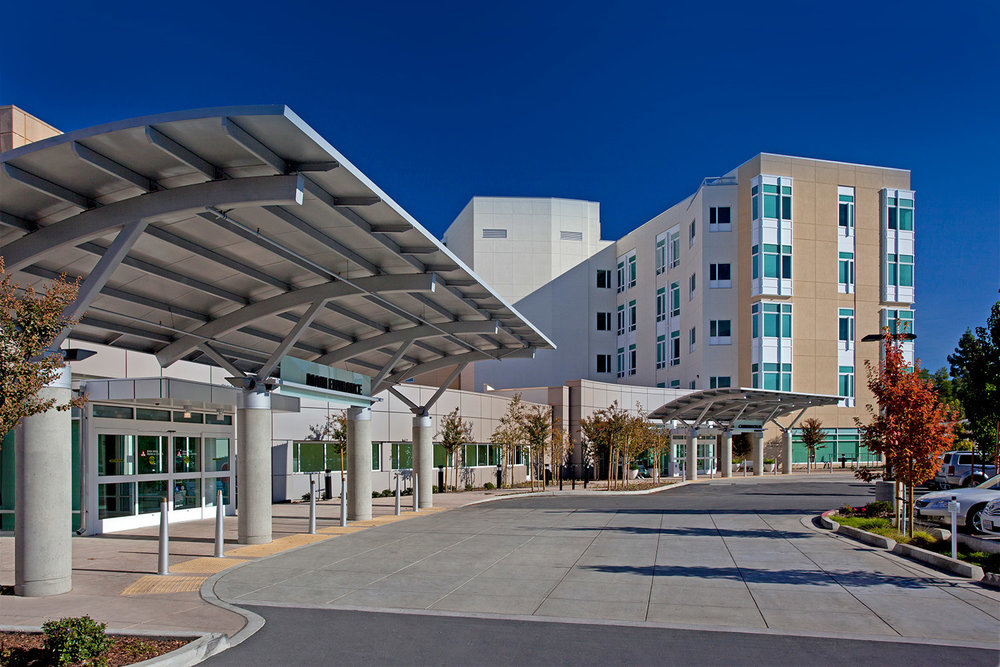 John Muir Medical Center, Concord. Photo: KMD architects