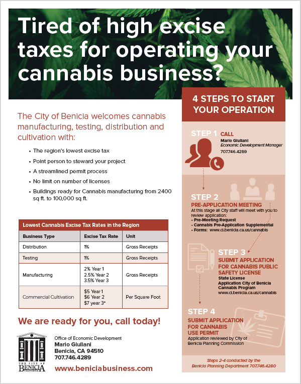 Click on image for Cannabis Flyer