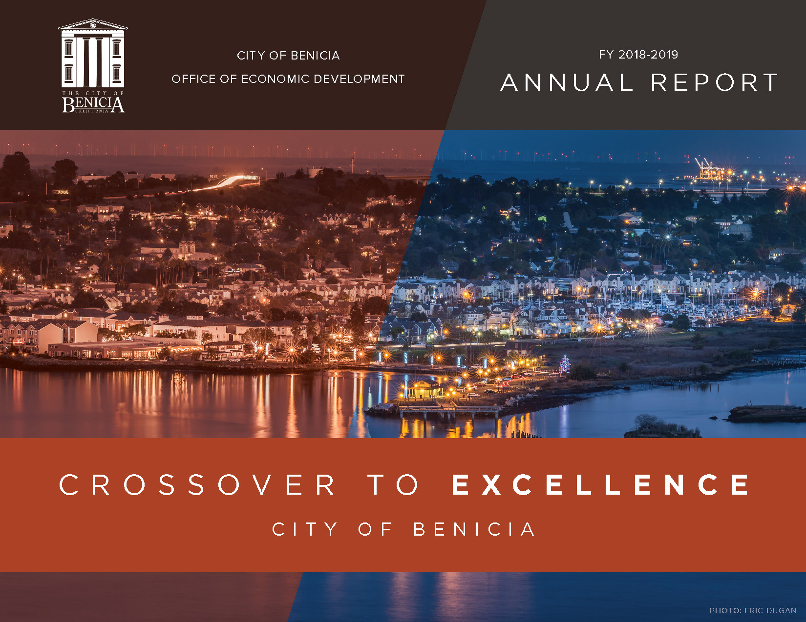 Get the Benicia Annual Report  here .