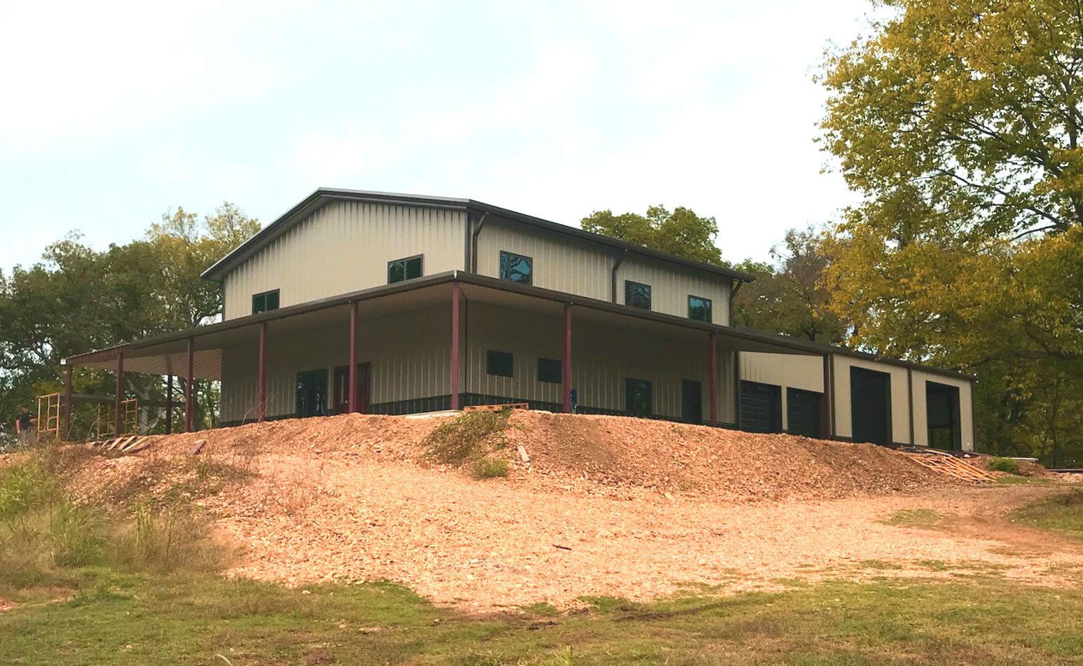 Custom Home Builder In Oklahoma
