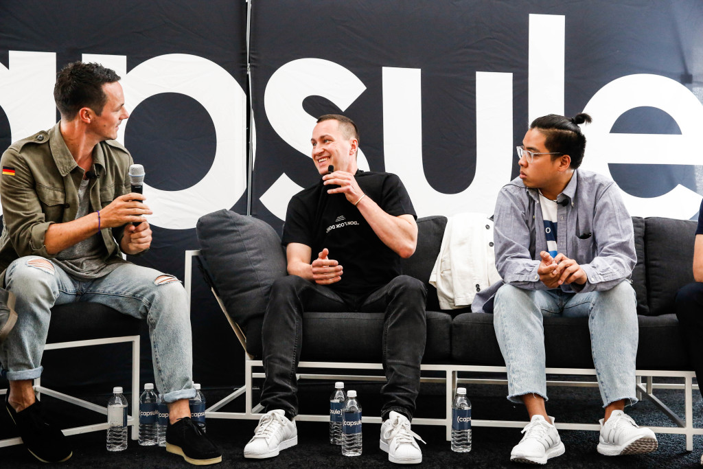 Future Of Streetwear Panel Discussion