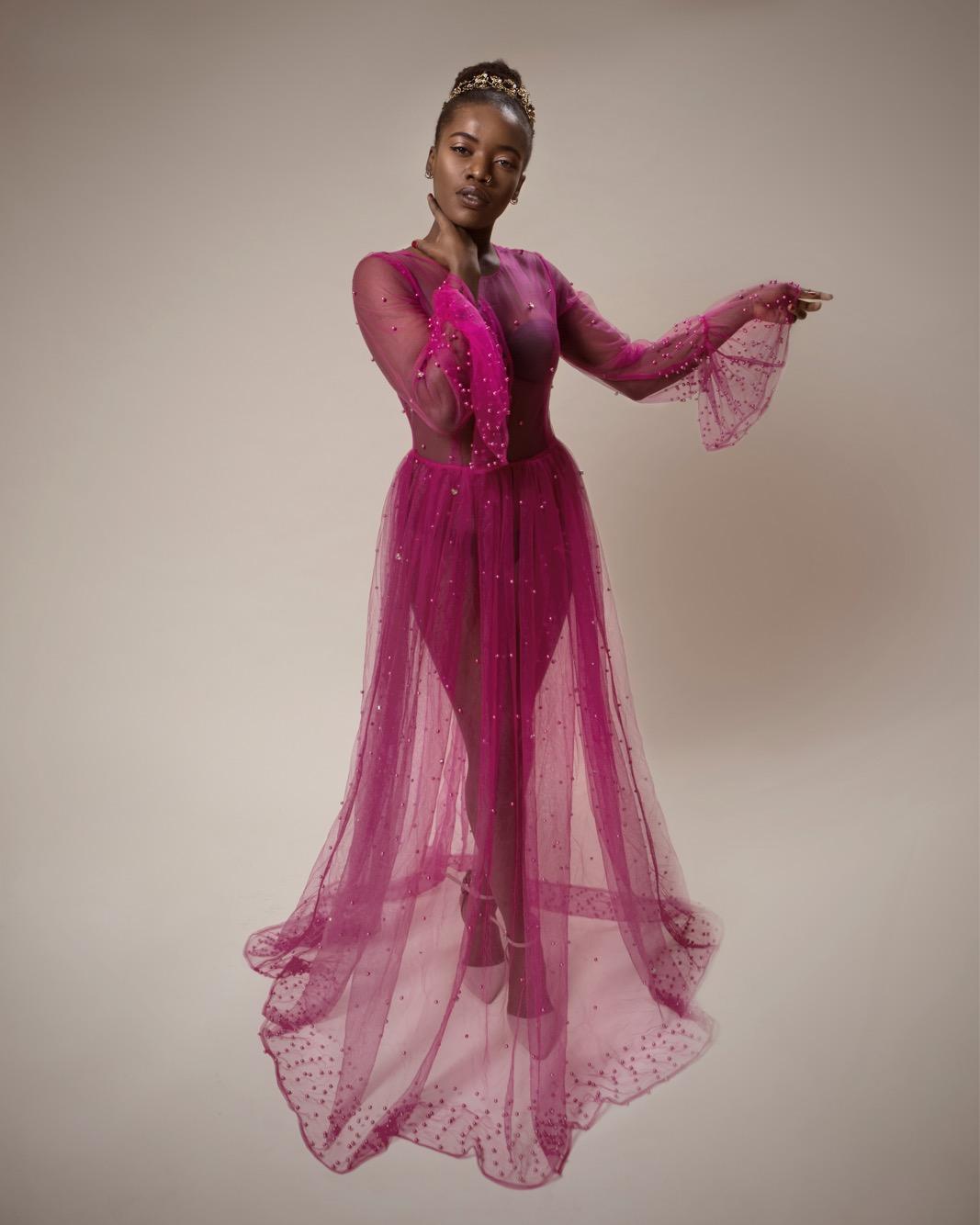 Pearl Soul Dress -
