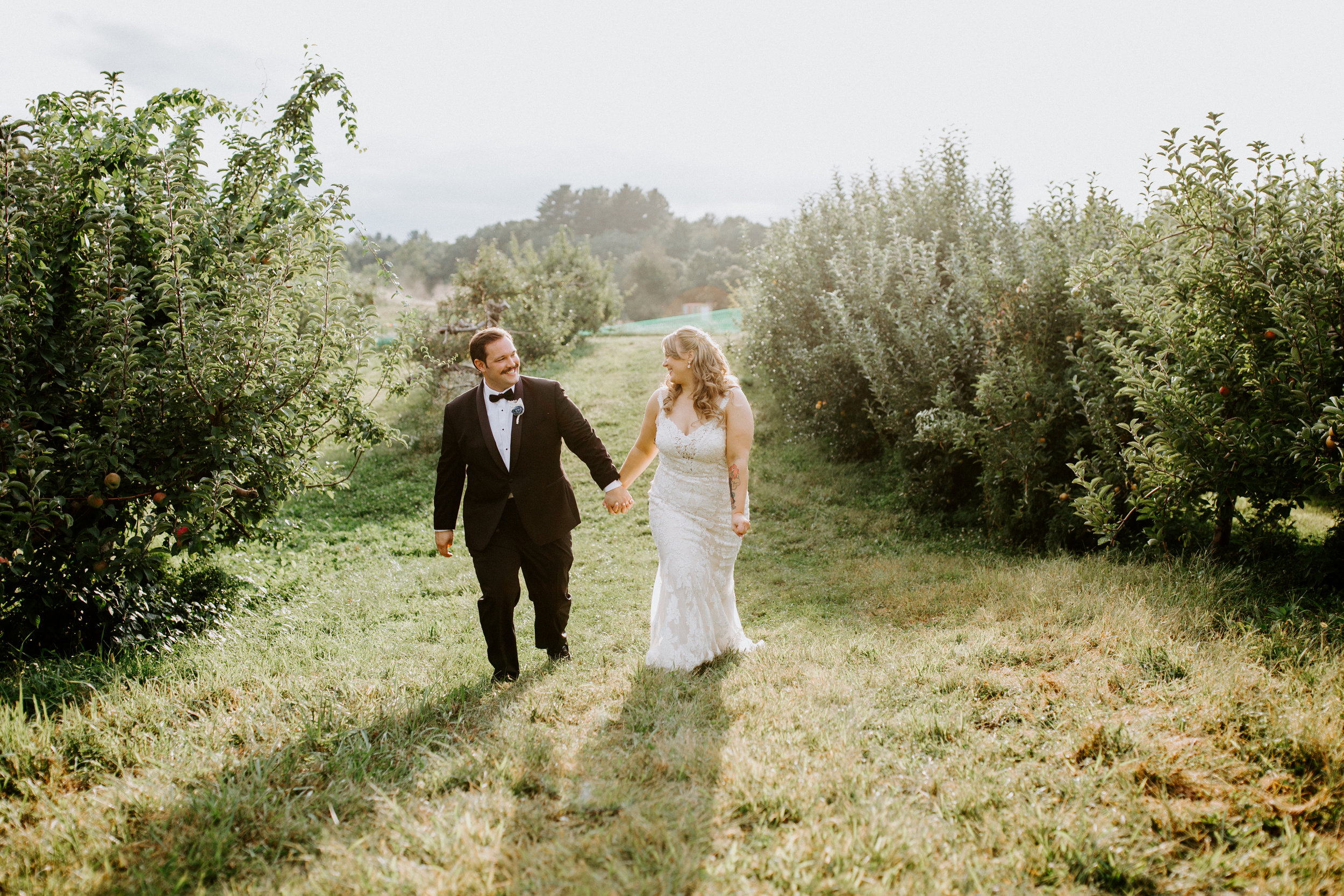 """""""Her photography truly captures the couple and not just a pose, she went above and beyond to make us feel comfortable and giggly which is just what we needed. """"  -Tiffany and Brandon, September 2018"""