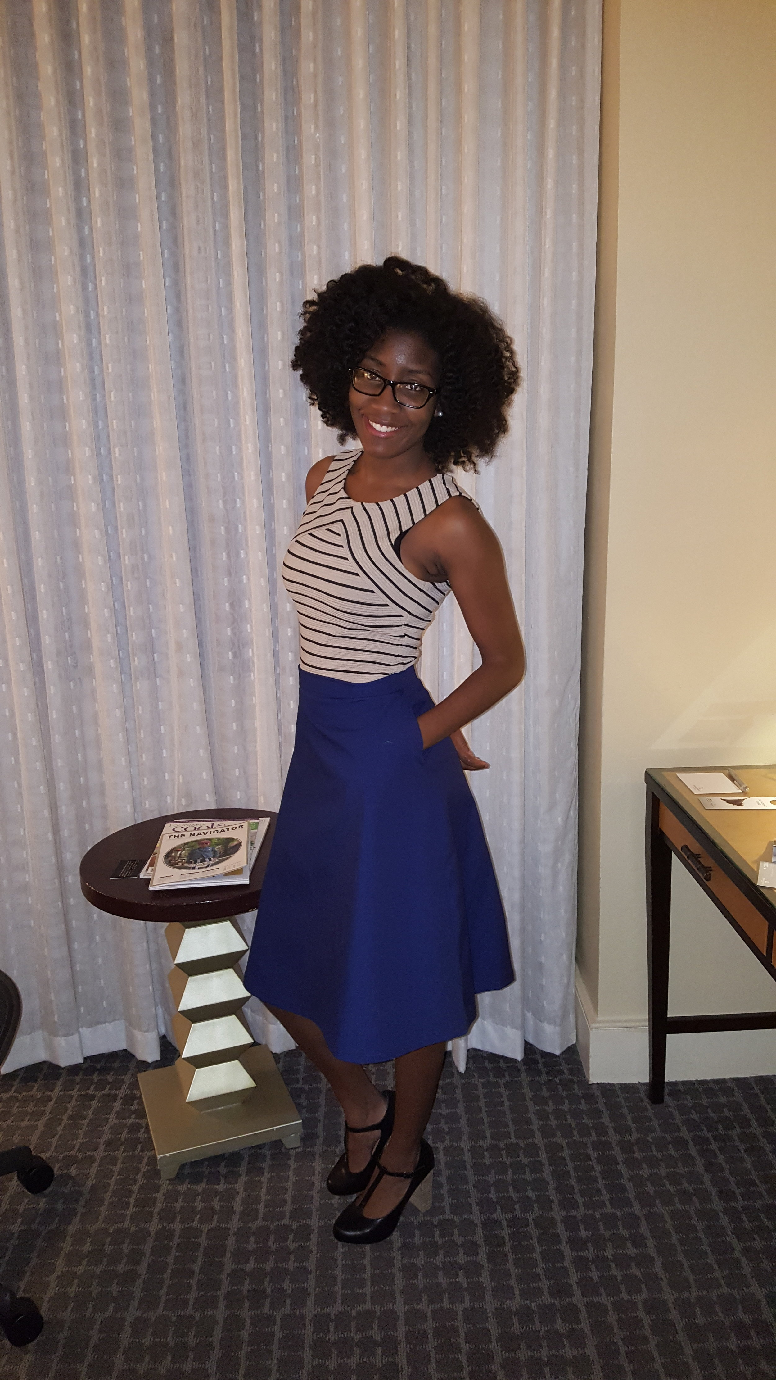 Basic A-Line Skirt