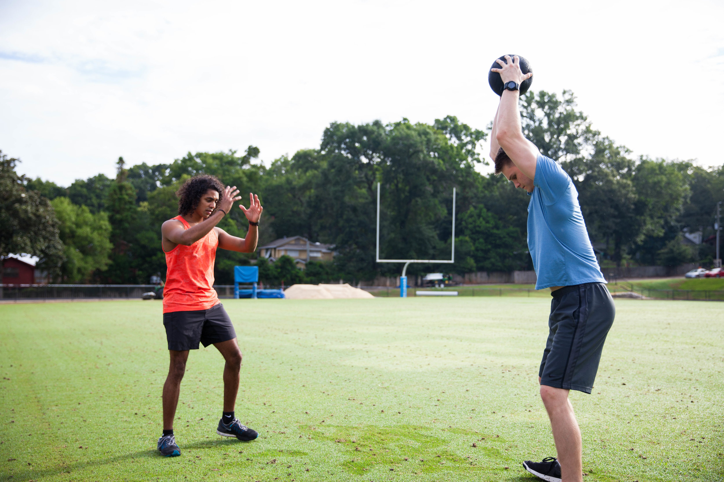 Personal Training - One-on-one personal training. Workouts are designed for your unique health and fitness goals. Available in 30-minute and 60-minute sessions.