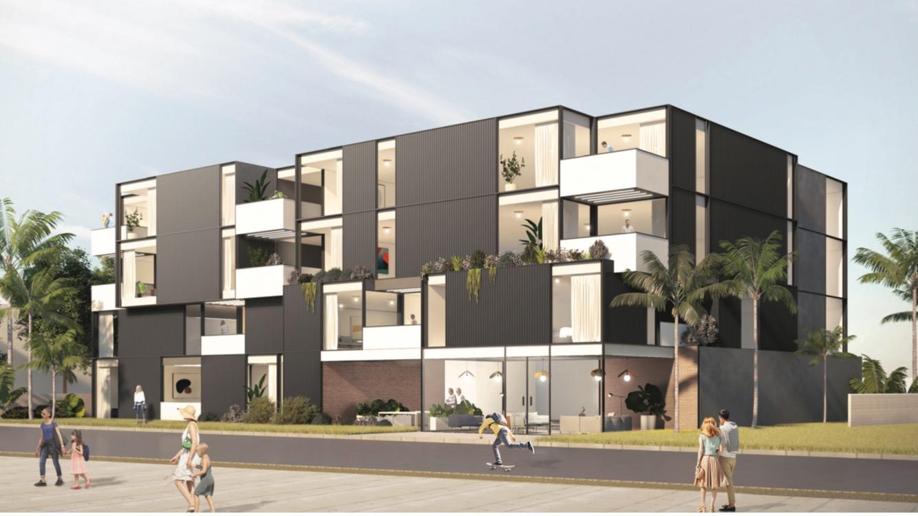 - JEFFERSON AVE | SILICON BEACH | CALIFORNIA17 UNIT CONDO BUILDINGVIEW MORE