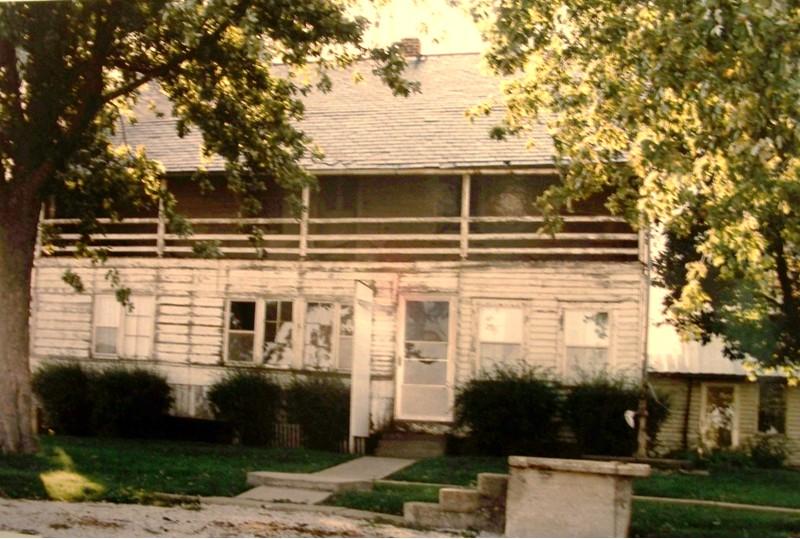 The 1882 Daniel Schrock House -