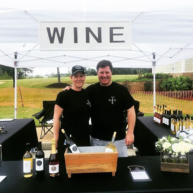 """Looking forward to seeing you at """"A Taste of New Kent."""" We're pouring from 11:00am-5:00pm. #winetasting #whiteplainsfarm #newkent"""