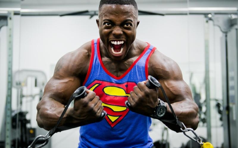 Resistance Training key to Improving Testosterone Levels