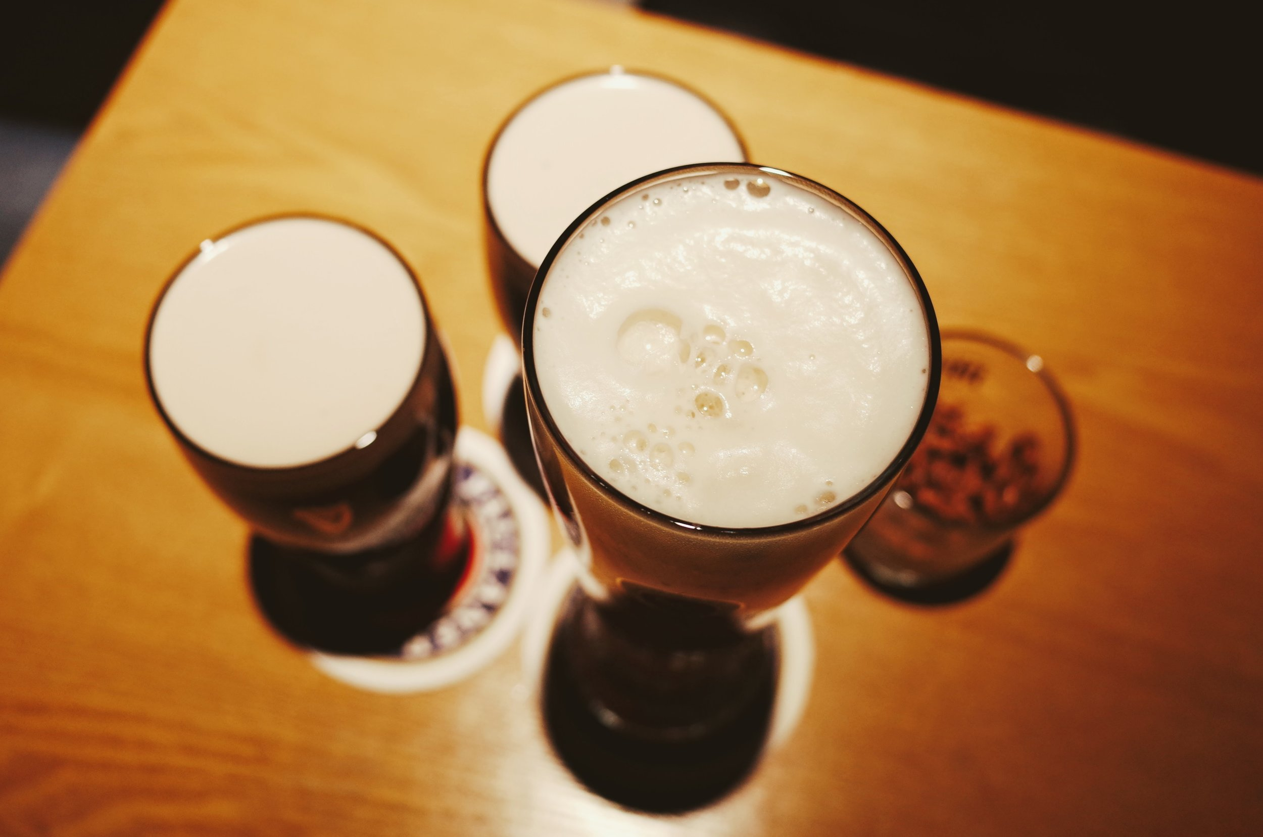 featured draft beer -