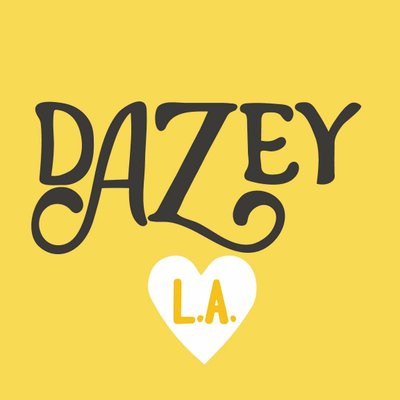 dazey l.a. - Dazey stands for women choosing to be brave & share their ideas & talents with the world. Today Dazey is a community, a resource, & a line of kick ass clothing.Join the Dazey Lady movement!Use my code THEMERAKIMETHOD to get a discount :)