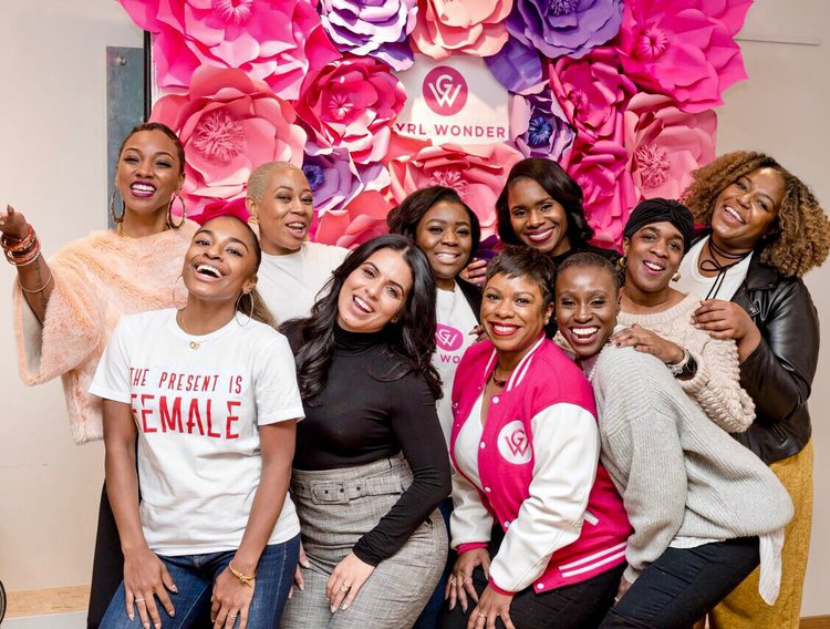 Gyrl Wonder's  Mentoring Matters  Event (Photo courtesy of Spiked Spin)