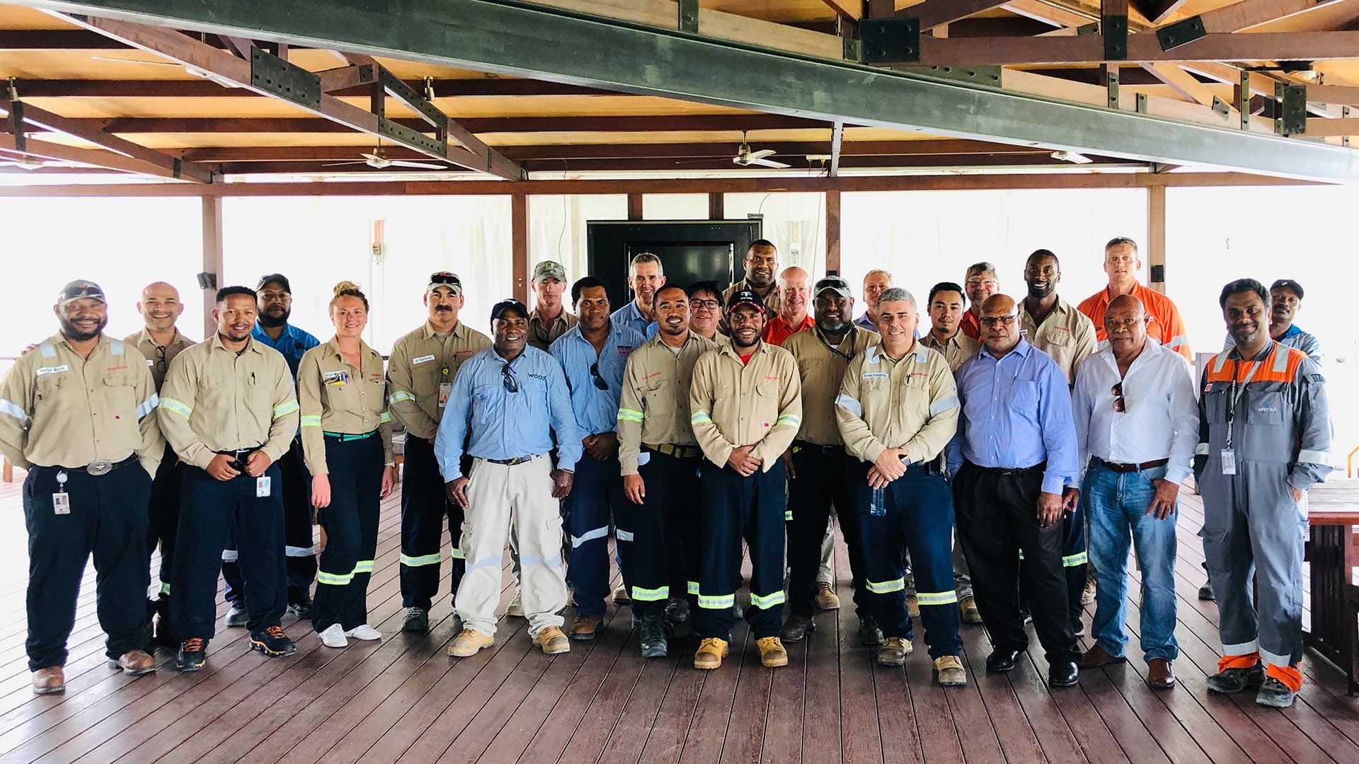ExxonMobil PNG and NiuPower celebrate first gas to the Port Moresby Power Plant