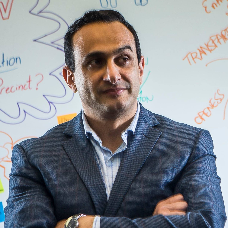 Anthony Farah     Digital Strategy & iX Leader, IBM iX