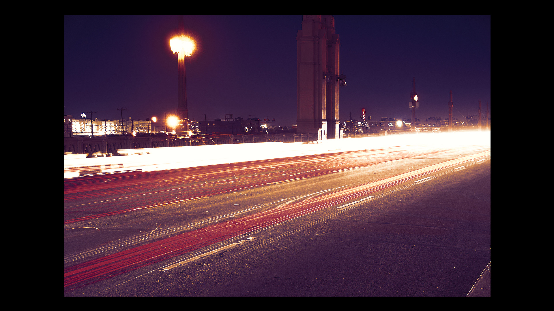 2015, Passing Lights, Nikon D7200