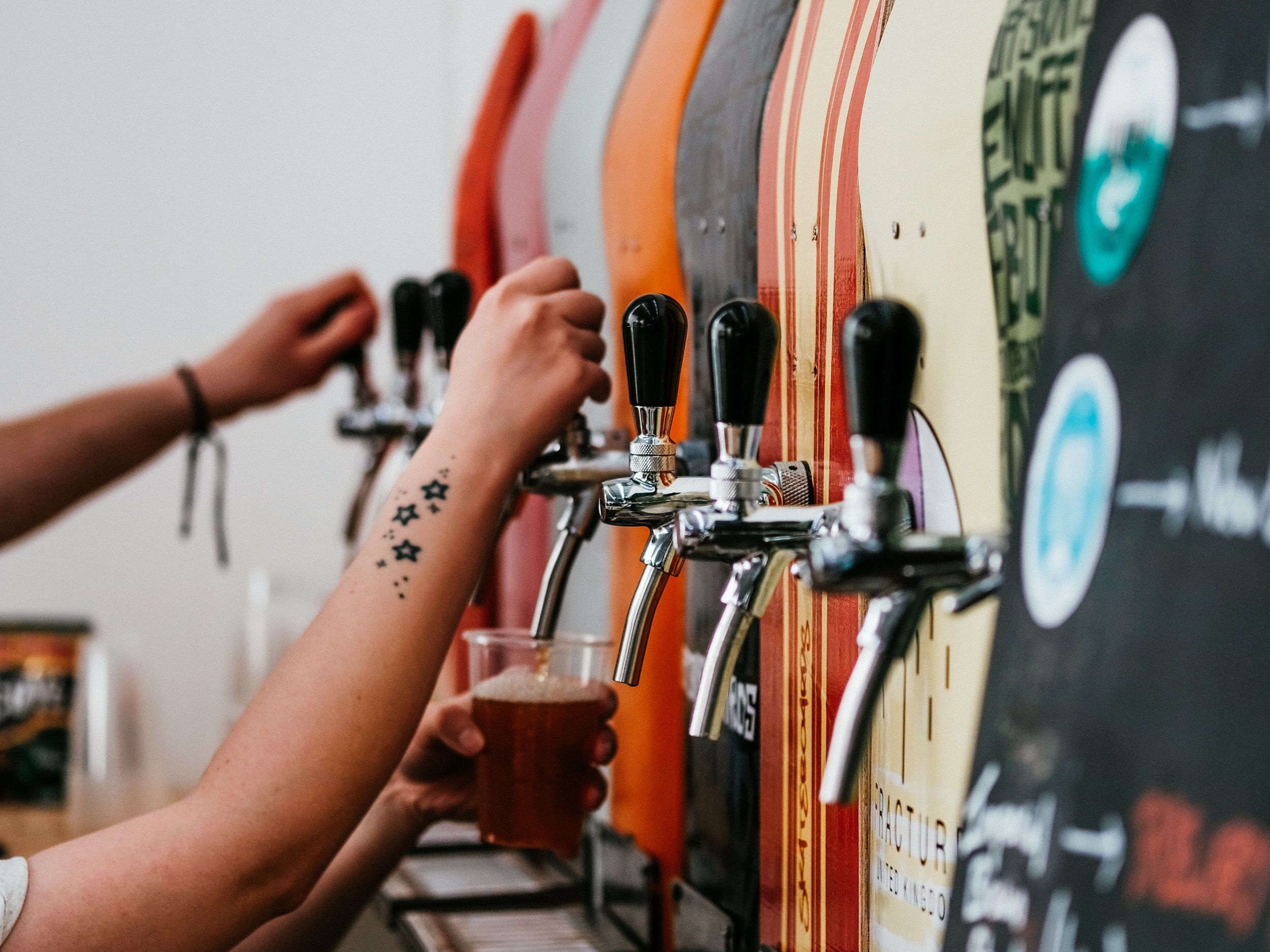North Austin Beer Tour - Celis BreweryCircle BrewingAustin BeerworksFood trucks available, meal not included$100/person15% gratuity not included.