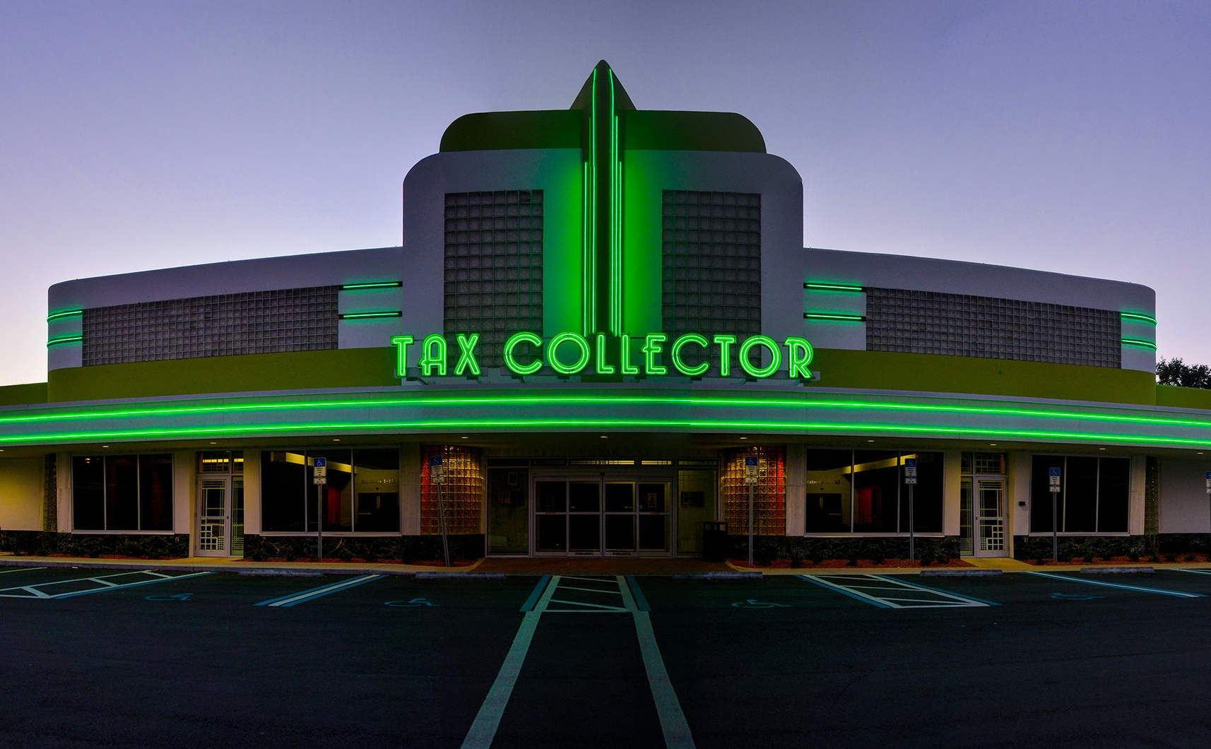 tax collector's office -