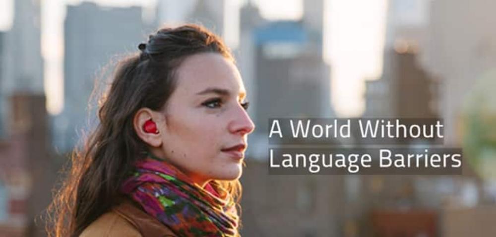 Tai nghe Pilot của Waverly Labs giúp dịch ngôn ngữ theo thời gian thực.