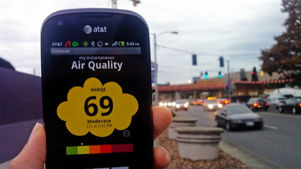 - Sử dụng thiết bị giám sát mức ô nhiễm trong không khí để kịp thời cung cấp thông tin cảnh báo cho người dân, nhất là những người dễ nhiễm bệnh về đường hô hấp kịp thời đối phó.