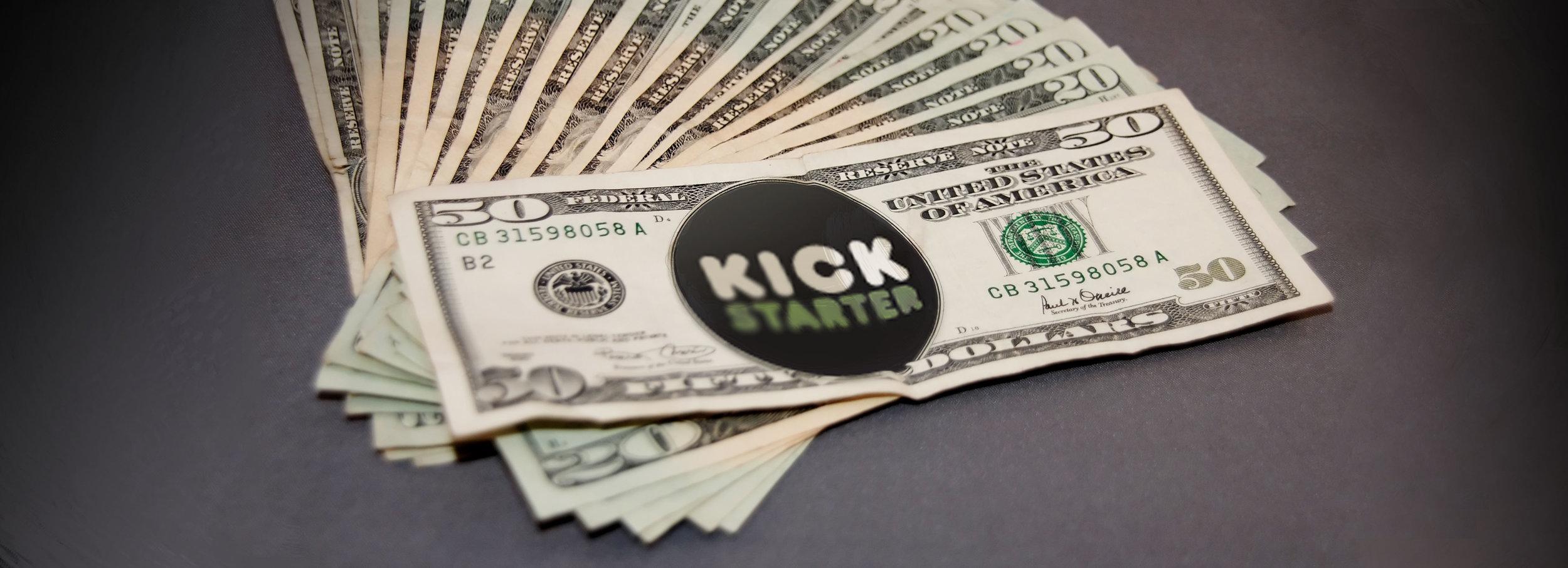 Kickstarter – Gọi vốn cộng đồng -