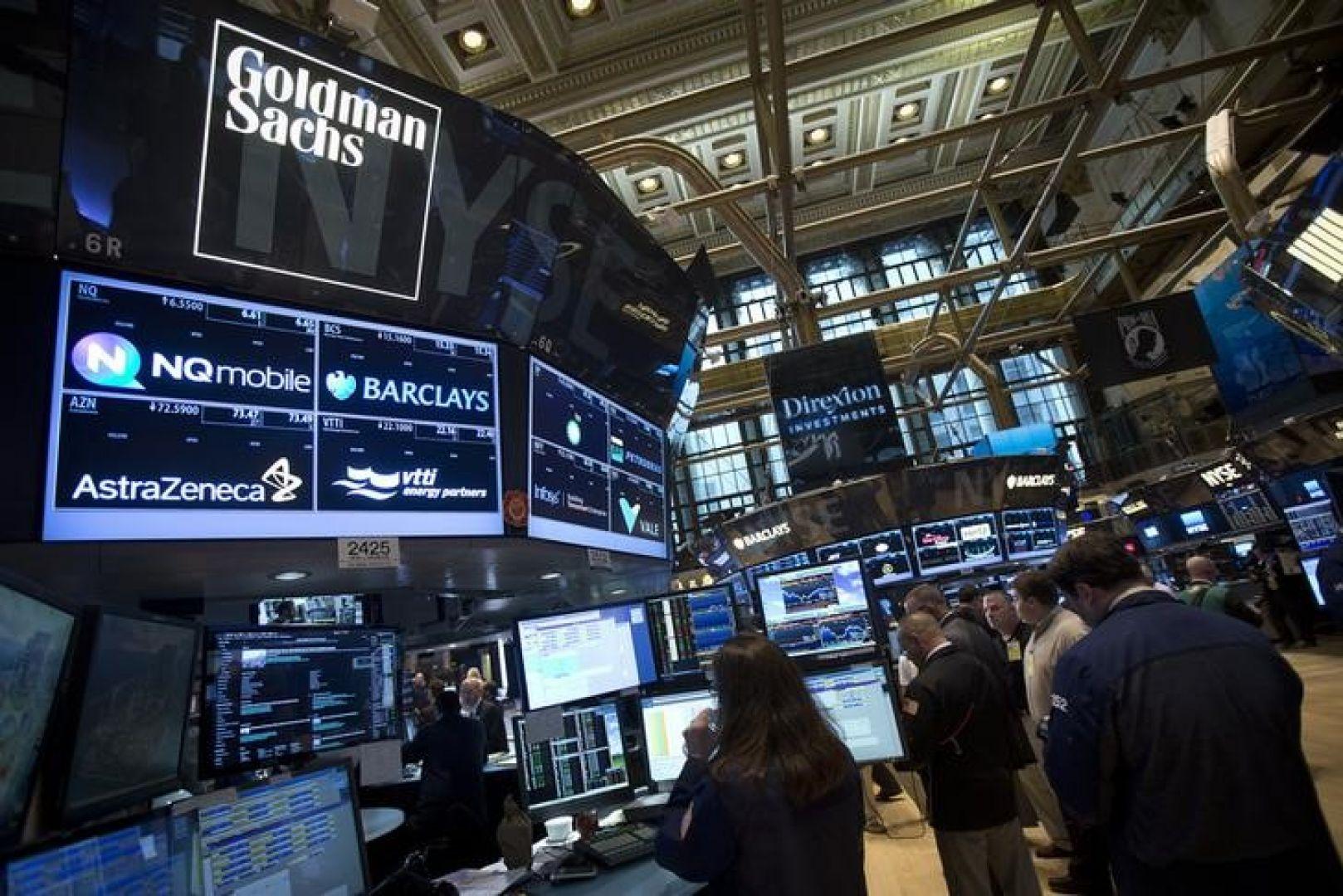 - Godman Sachs được xem là nhà đầu tư nhanh nhẹn nhất trong số các ngân hàng truyền thống, khi tiến hành 11 thương vụ đầu tư vào các công ty Fintech trong giai đoạn cuối 2015 đến giữa năm 2016.