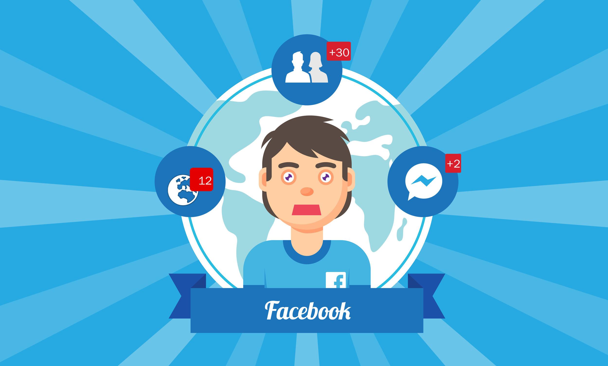 - Tôi đã từng có một tài khoản Facebook và đã xóa nó cách đây vài năm. Gần đây, tôi mới tạo một tài khoản Facebook mới với email hoàn toàn khác chỉ để chơi game miễn phí, không kết bạn với ai cả.