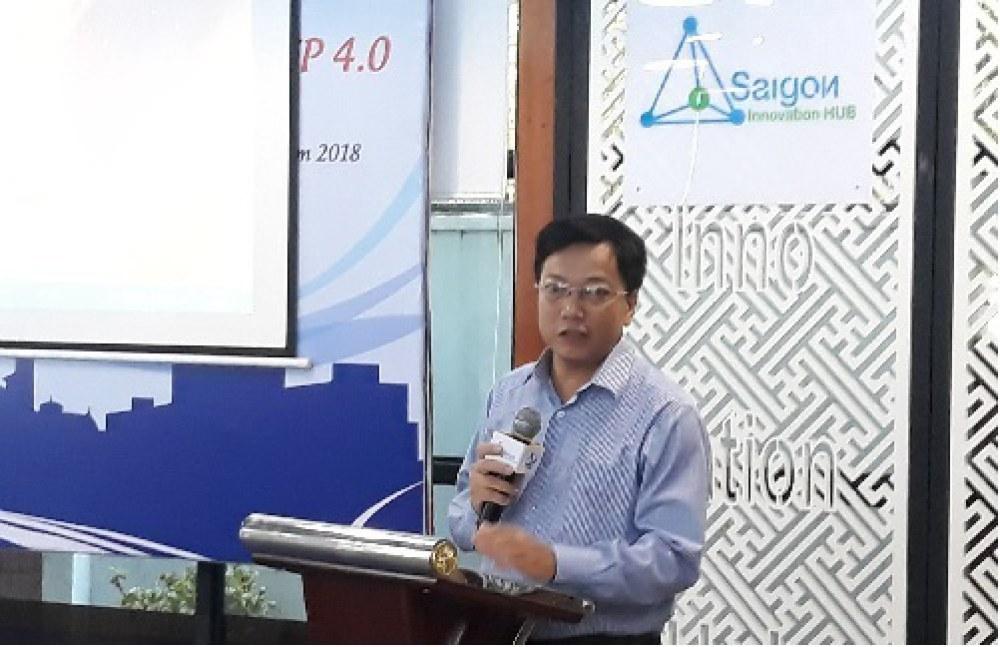Ông Nguyễn Khắc Thanh cho rằng đo lường cũng là một ngành công nghệ cao